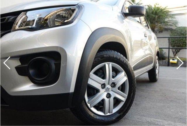Renault Kwid 1.0 Zen 2021 -Único dono! Garantia de Fabrica! - Foto 5