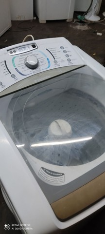 Máquina de lavar Eletrolux 15 kilos top entrego - Foto 2