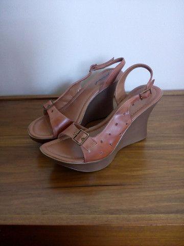 Sapato alto - plataforma - Foto 3