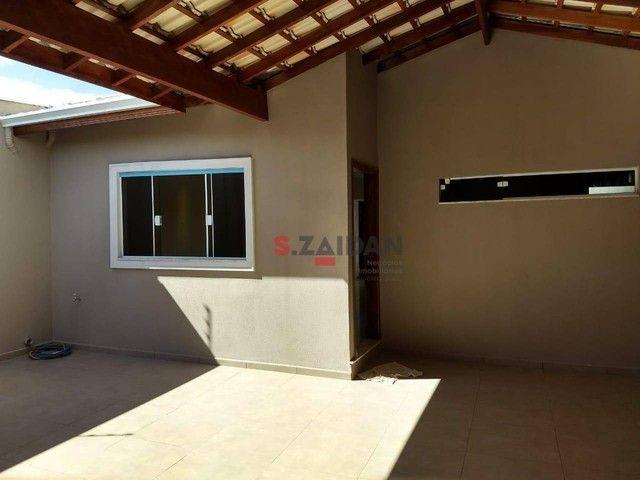 Casa com 3 dormitórios à venda, 170 m² por R$ 510.000,00 - Água Branca - Piracicaba/SP - Foto 2