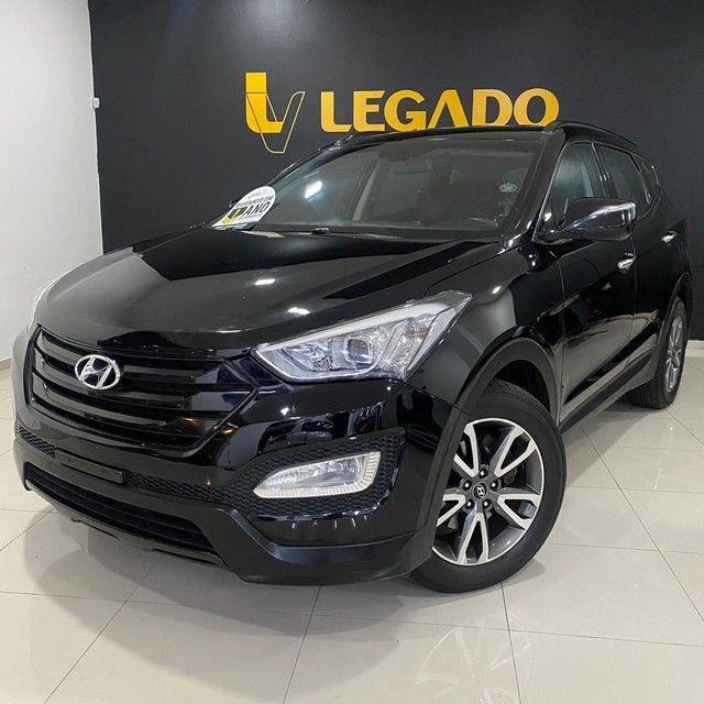 Hyundai Santa Fe 3.3 V6 2014