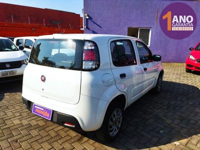 Fiat Uno Attractive 1.0 8V (Flex) 4p - Foto 6