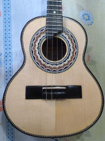 Cavaco Emerson luthier de Cedro especia $1300,00l  - Foto 2