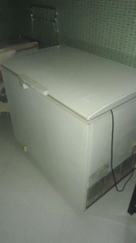 Freezer horizontal Electrolux h300 305L