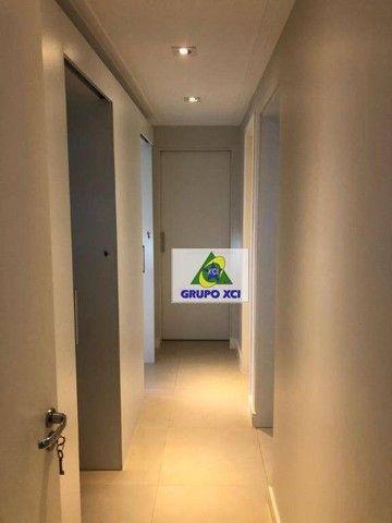 Apartamento com 3 dormitórios à venda, 137 m² por R$ 1.100.000,00 - Alphaville - Campinas/ - Foto 13