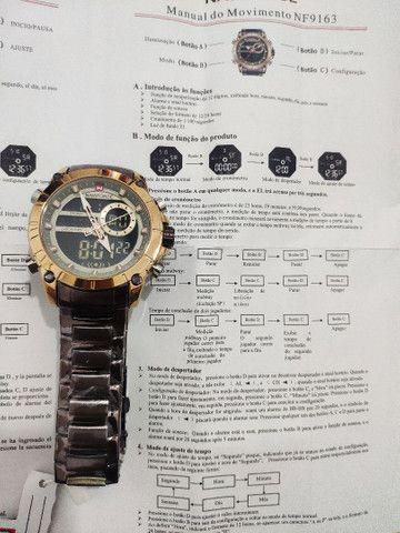 Relógio novo nunca usado  - Foto 2