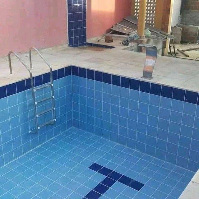 Faço piscinas com o melhor preço da região - Foto 3