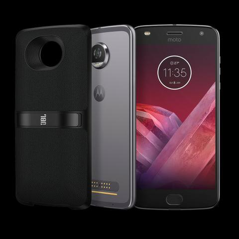 Moto Z2 Play Xt1710 New Sound Jbl Platinum Nf