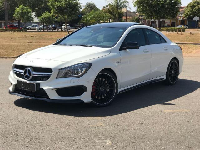Mercedes Benz Cla 45