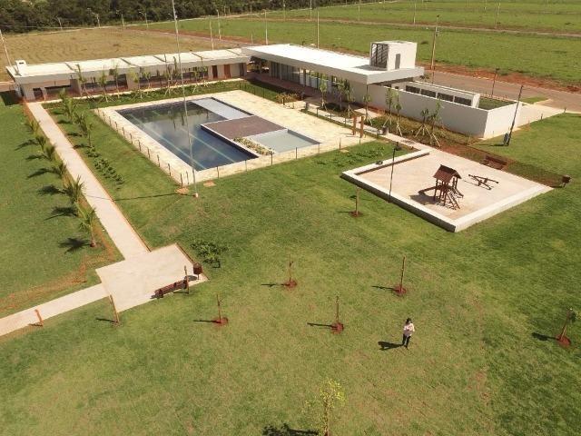 Condomínio da Alphaville - Cidade Terras Alpha Goiás