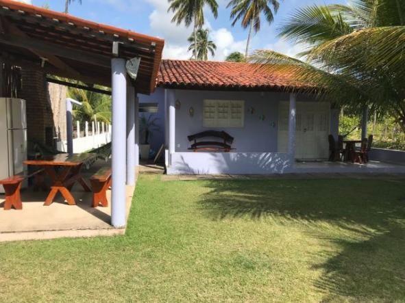 Japaratinga - casa de praia completa