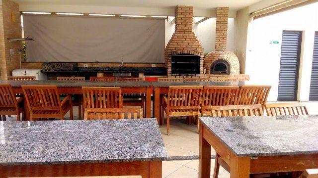 Apto 3/4 no Condomínio Alameda Verdejar Club Residence - Bairro Luzia