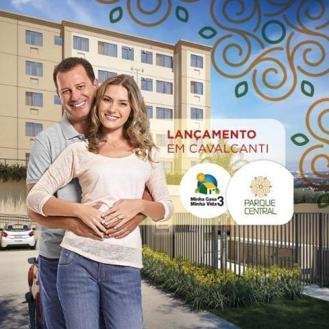 Cavalcante apartamentos de 2 quartos Ato 500 reais entrada facilitada em 60x só na Tenda
