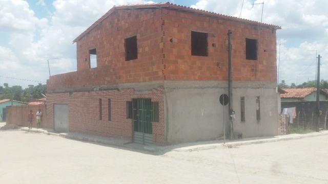 2 casas em Amélia Rodrigues troco também