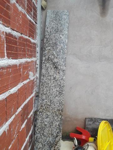 Vendo uma pedra de mármore, pra balcão de lanchonete