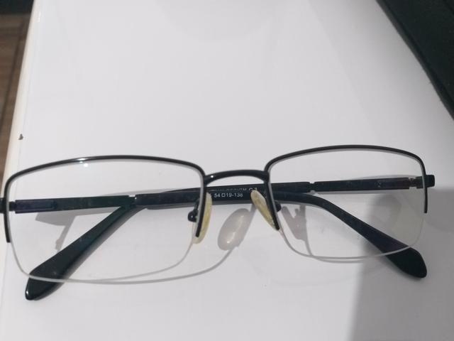 496595f4617 Óculos Usado poucas Vezes Masculino - Bijouterias