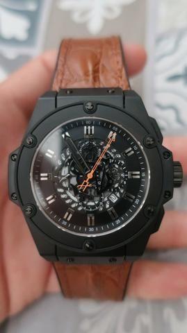8682eaa337b Relógio Hublot - Bijouterias
