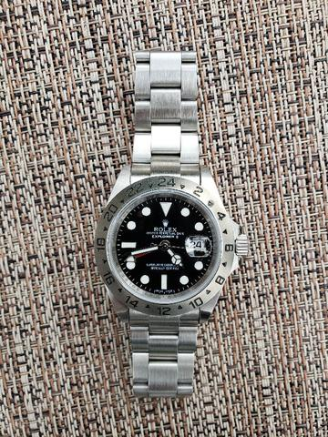 0a5b0834d6d Relógio Rolex Explorer II - Bijouterias