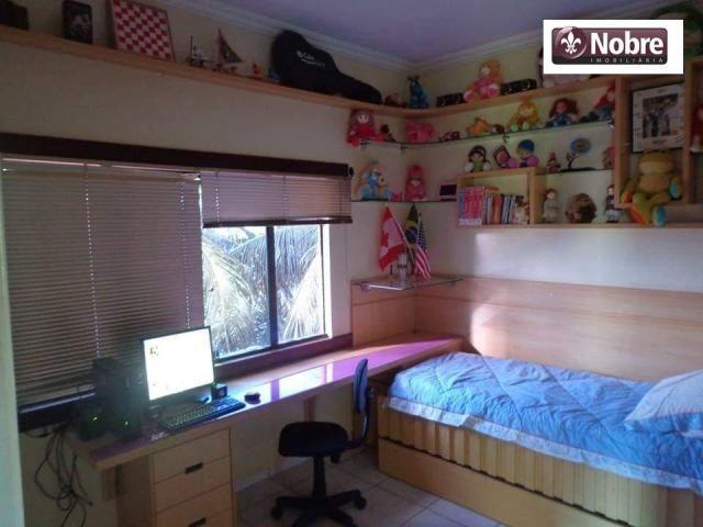 Sobrado para alugar, 272 m² por r$ 4.005,00/mês - plano diretor norte - palmas/to - Foto 14