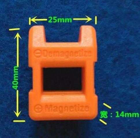 COD-FR4 Mini Magnetizador E Desmagnetizador Chave De Fenda Arduino Automação Robotica - Foto 4