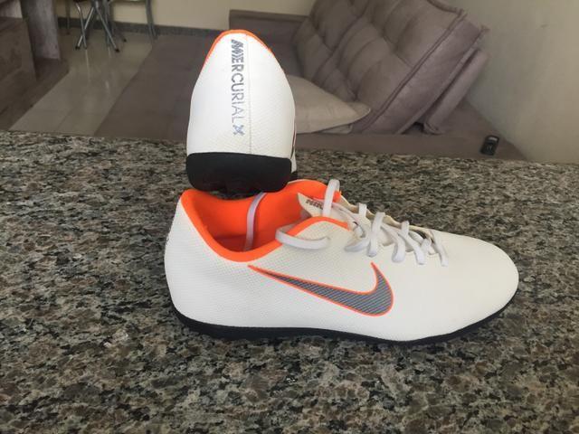 4be11218d3123 Chuteira society Nike Mercurial X - Esportes e ginástica - Ibatiba ...