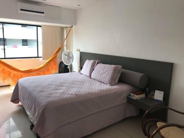 Apartamento Beira Mar 240m2 com 4 suítes na Ponta Verde - Foto 7