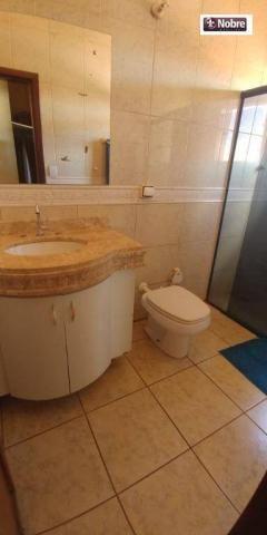 Sobrado para alugar, 272 m² por r$ 4.005,00/mês - plano diretor norte - palmas/to - Foto 20
