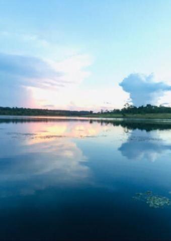 Chácara lago do manso com 3 dormitórios à venda, 150000 m² por r$ 400.000 - zona rural - c