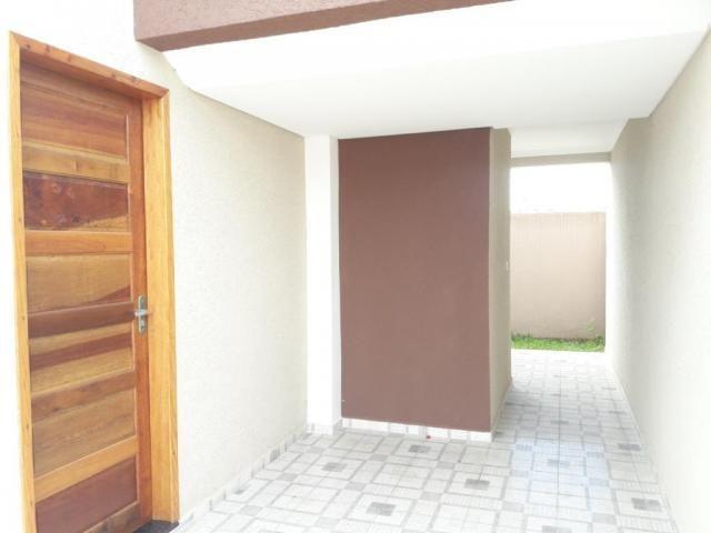Sobrado à venda, 77 m² por r$ 190.000,00 - nações - fazenda rio grande/pr - Foto 13