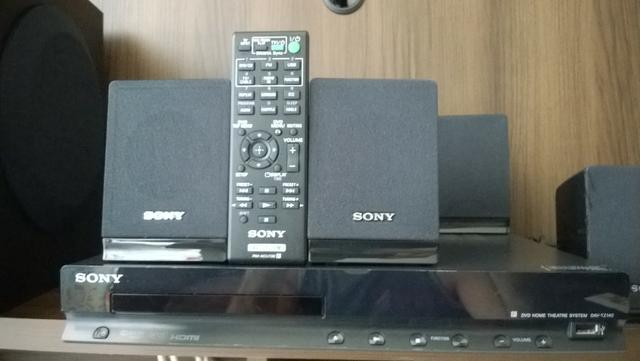 Home Theater Sony HBD-TZ-140 Importado