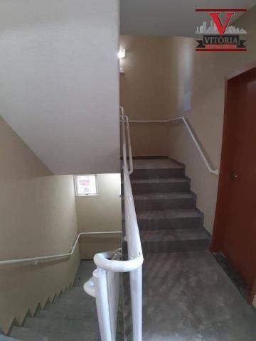 Apartamento - churrasqueira na sacada, 2 dormitórios à venda - parque da fonte - são josé  - Foto 12