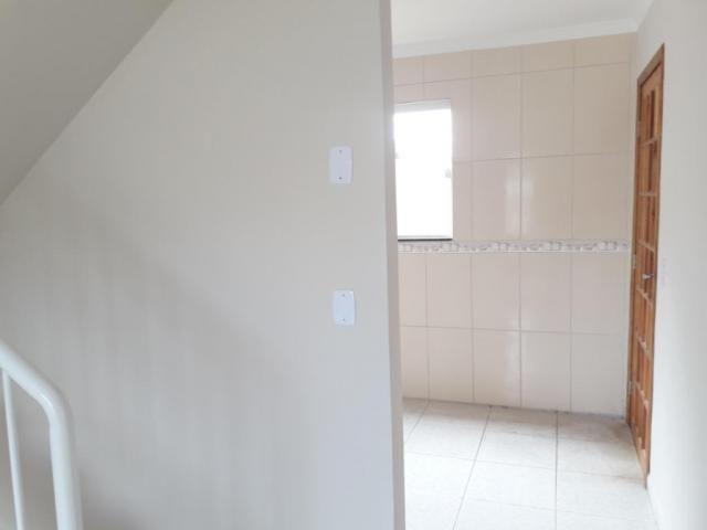 Sobrado à venda, 77 m² por r$ 190.000,00 - nações - fazenda rio grande/pr - Foto 7