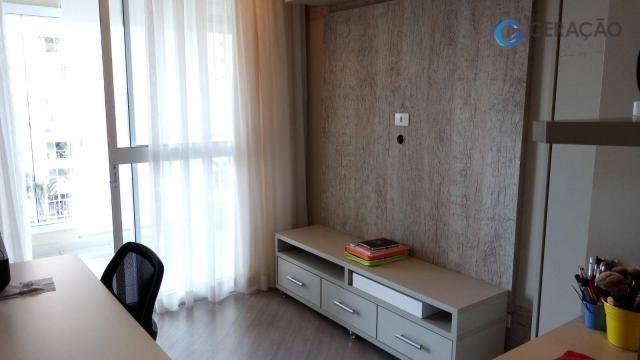 Apartamento com 4 dormitórios à venda, 131 m² por r$ 690.000 - jardim das indústrias - são - Foto 11