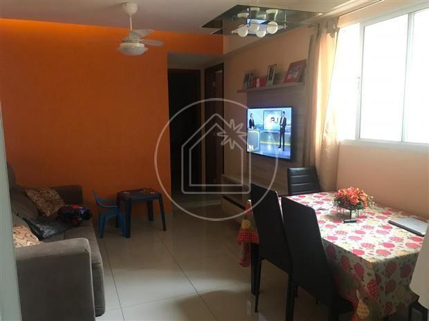 Apartamento à venda com 2 dormitórios em Centro, São gonçalo cod:863030
