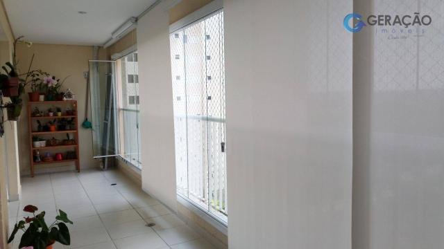 Apartamento com 4 dormitórios à venda, 131 m² por r$ 690.000 - jardim das indústrias - são - Foto 2