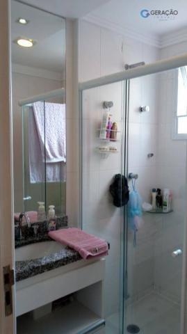 Apartamento com 4 dormitórios à venda, 131 m² por r$ 690.000 - jardim das indústrias - são - Foto 13