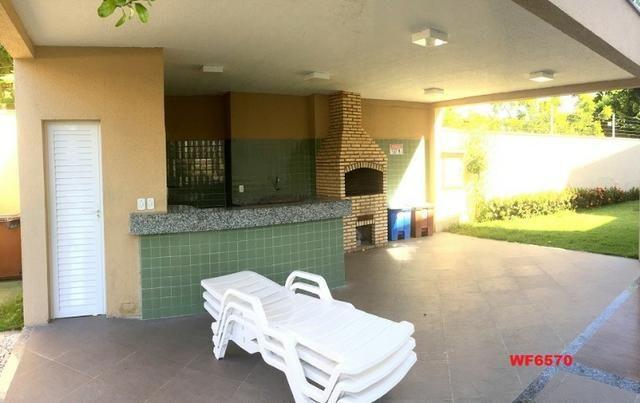 Apartamento para alugar em Fortaleza, bairro cajazeiras, 2 quartos, elevador, lazer - Foto 5