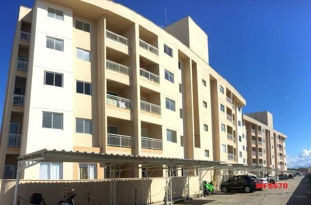 Apartamento para alugar em Fortaleza, bairro cajazeiras, 2 quartos, elevador, lazer - Foto 8