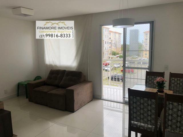 Apartamento com 02quartos/suite 61 m² por R$ 195.000,00 - Praia da Baleia - Serra/ES - Foto 5
