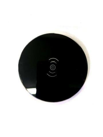Base Carregador S/ Fio Qi Wireless Charger - Mega Infotech - Foto 2