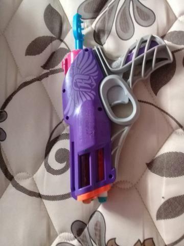 Nerf Rebelle usada poucas vezes