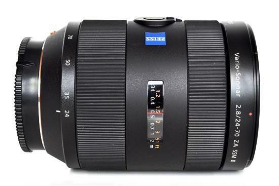 Lente Carl Zeiss Sony Vario-Sonar 2.8 / 24-70mm - Foto 2