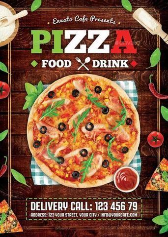 Preciso de pizzaiollo com experiência