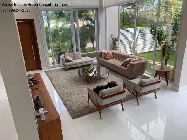 Casa totalmente mobiliada em buscaville - analisamos permuta em imóvel de menor valor. apa - Foto 9