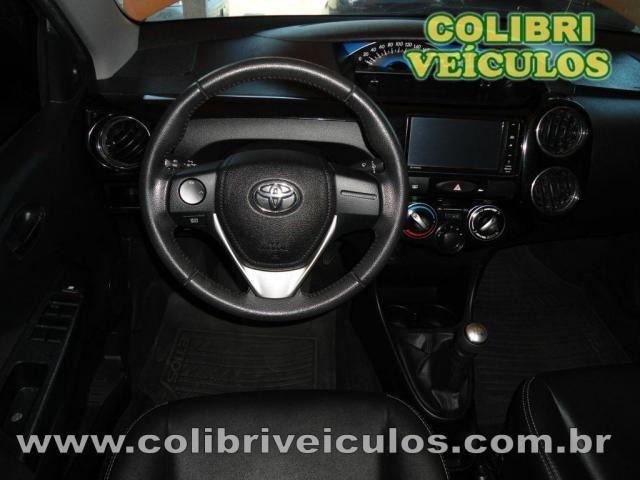 ETIOS XLS Sedan 1.5 Flex 16V 4p Mec. - Foto 7