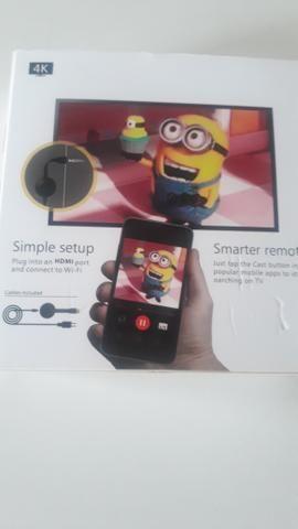 Aparelho ,q transformá TV em.smarth - Foto 4