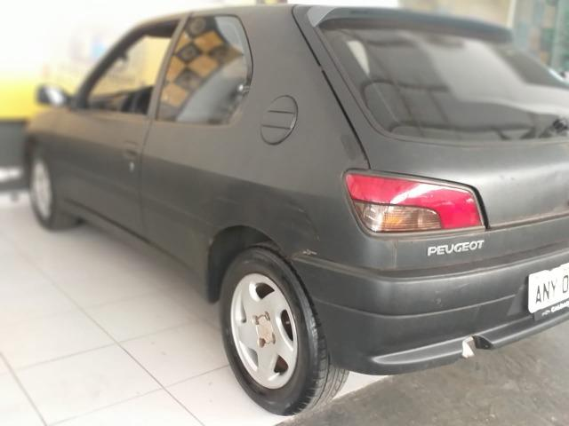 Peugeot 306 SX 1.6 16v Gasolina 1997 - Foto 9
