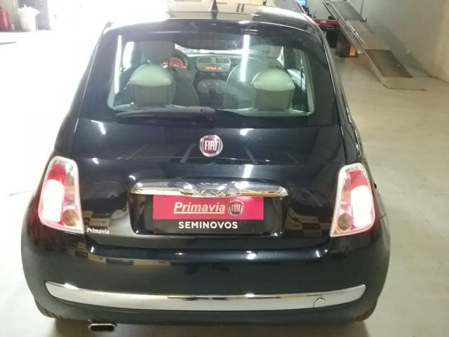 FIAT 500 1.4 LOUNGE 16V GASOLINA 2P MANUAL - Foto 5