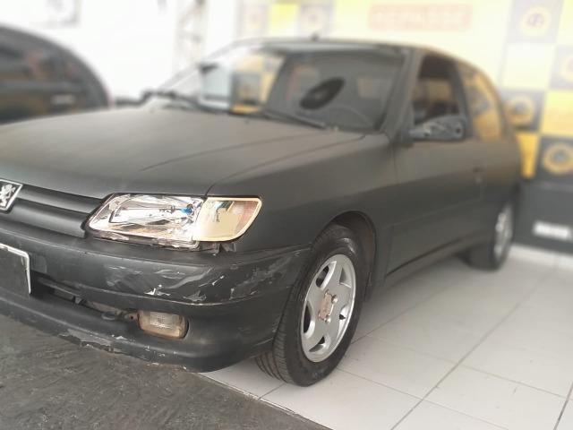 Peugeot 306 SX 1.6 16v Gasolina 1997 - Foto 3