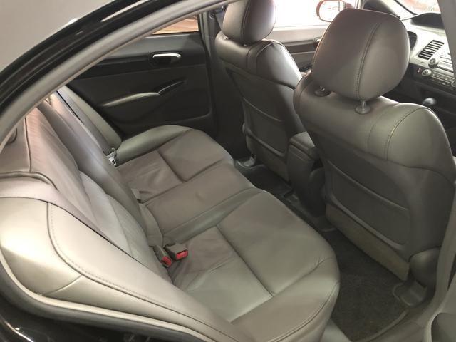 Honda Civic LXS - 1.8 Aut. Flex / Completo - Foto 5